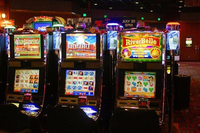 Игровые автоматы — ваши лучшие игры