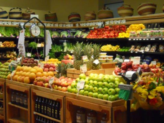 Локализация магазинов здоровой пищи влияет на риск атеросклероза