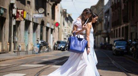 Длинные летние юбки: с чем носить?