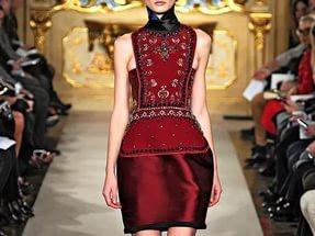 Модные платья-баллон