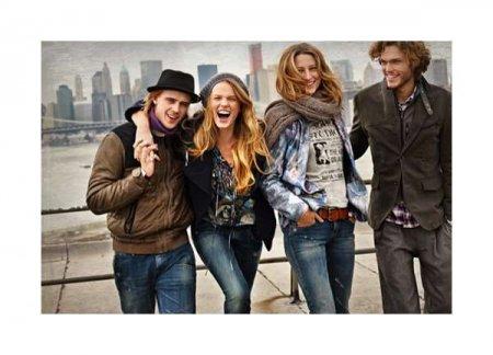 Модные молодежные бренды