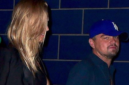 Леонардо ДиКаприо встречается с бывшей девушкой