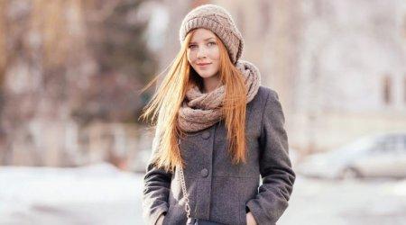 Шарф на пальто: как красиво повязать?