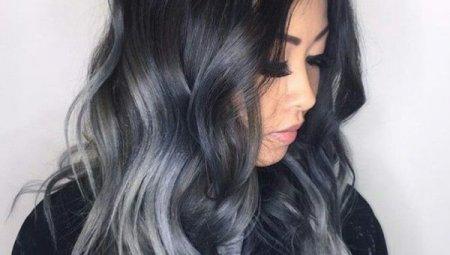 Смоки омбре – невероятно красивое окрашивание волос