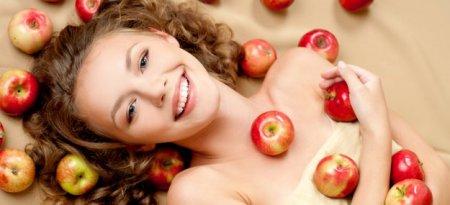 Яблочный пилинг