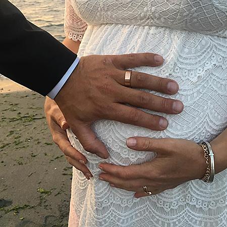 Джулия Стайлз и Престон Джей поженились