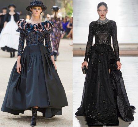 Лучшие платья на Хэллоуин – 2017