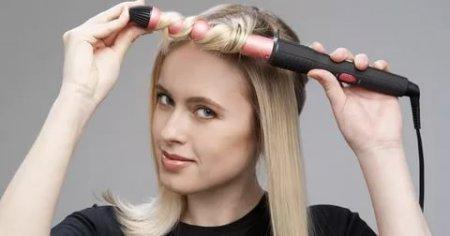 Основные ошибки при горячей укладке волос