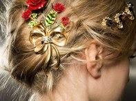 Как правильно выбрать украшение для волос?