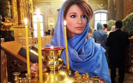 Праздничные платья для православных женщин