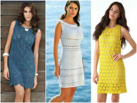 Модные платья весна-лето 2018