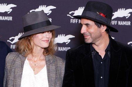 Ванесса Паради с бойфрендом на кинофестивале в Бельгии