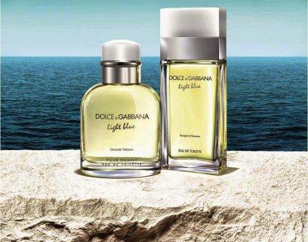 Ароматы Light Blue от Dolce & Gabbana