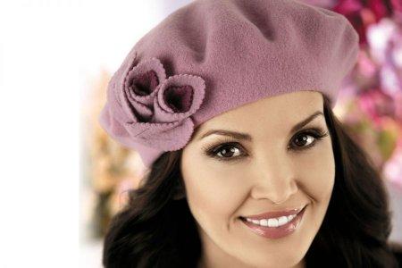Модные шарфы и шапки сезона осень-зима 2018