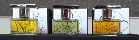 Коллекция ароматов Ann Gerard