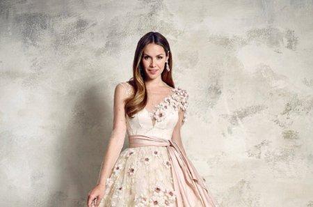 Модные вечерние платья весна-лето 2018