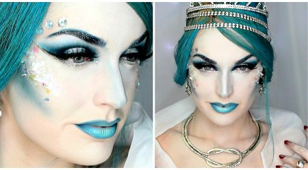 Идеи макияжа на Хэллоуин – 2017