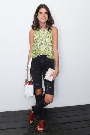 Черные джинсы: с чем носить?