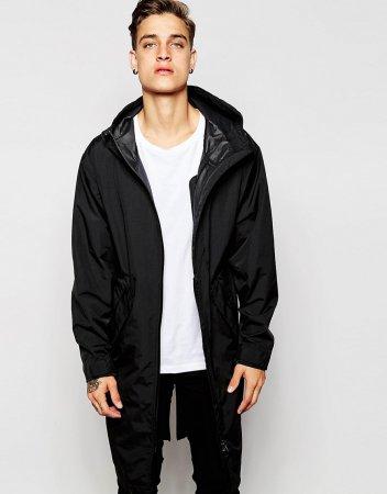 Модные черные куртки