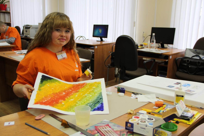 В Вологде прошел чемпионат  профессионального мастерства среди людей с инвалидностью «Абилимпикс»