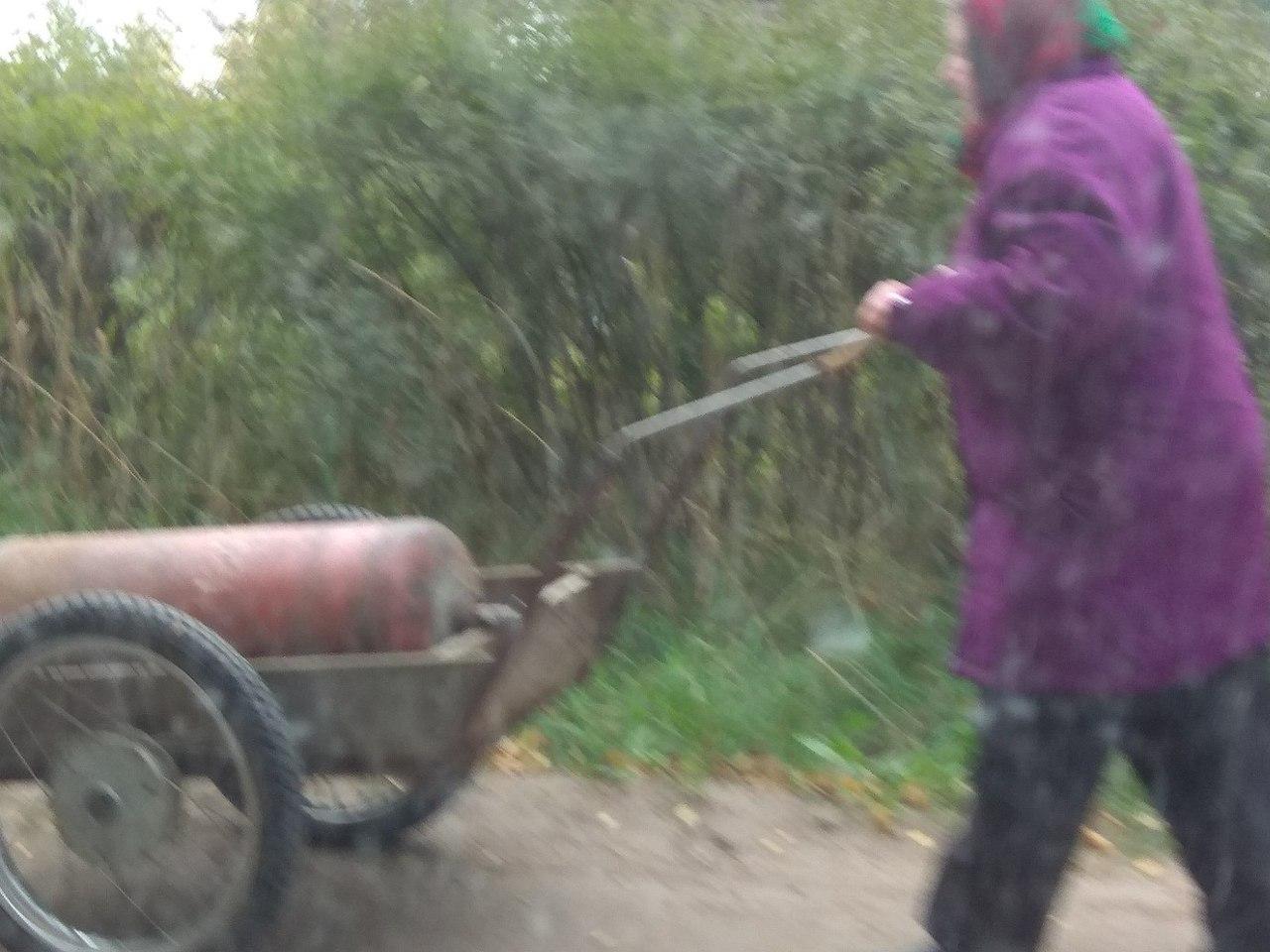 Жителям Суды в Череповецком районе приходится покупать газ в баллонах, несмотря на газификацию поселка