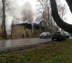 Расселенный дом на Пригородной в Вологде подожгли четвертый раз