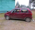 Пьяный никольчанин изрубил топором машину директора школы на глазах у детей