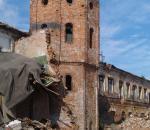 В Вологде сносят здание овчинно-меховой фабрики на улице Машиностроительной