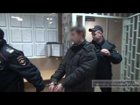 В Вологде полиция задержала мужчин, обокравших несколько магазинов города