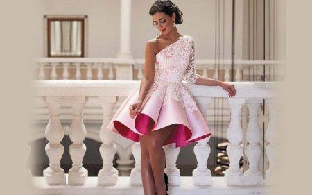 Модные коктейльные платья – 2018