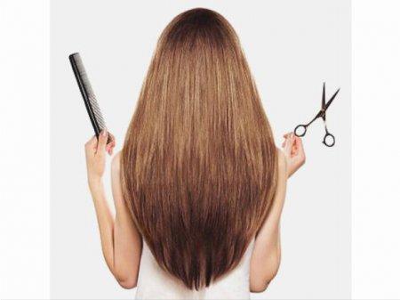 Стрижка «лисий хвост» на средние и длинные волосы