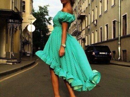 Одежда мятного цвета: с чем сочетать?