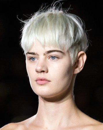 Самые модные стрижки на короткие волосы в 2018 году
