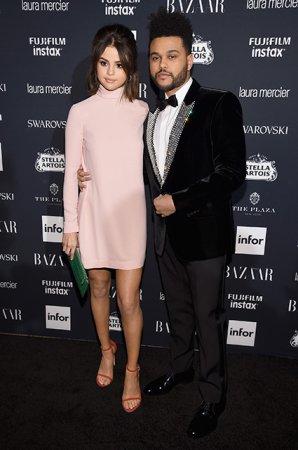 Селена Гомес рассталась с The Weeknd