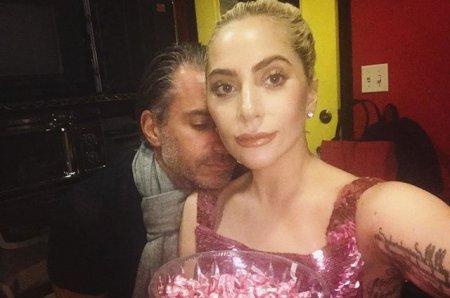 Леди Гага помолвлена со своим агентом