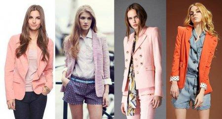Пиджаки мода 2018