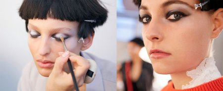 Модный макияж весна-лето 2018 от Chanel и Giorgio Armani