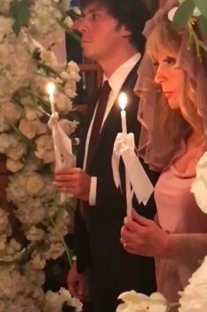 Алла Пугачева обвенчалась с Максимом Галкиным