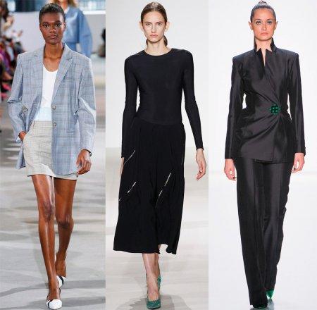 Стиль минимализм в одежде и аксессуарах - 2018