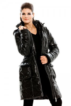 Зимние слингокуртки