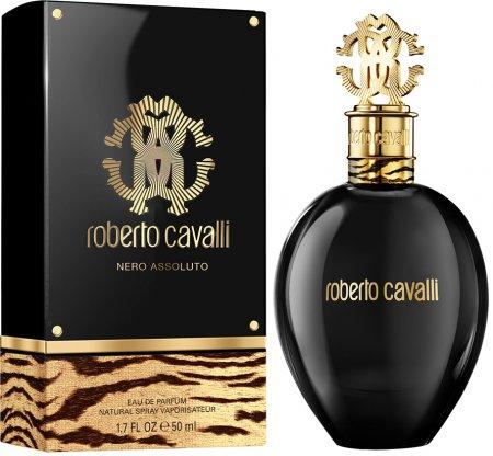 Аромат Nero Assoluto от Roberto Cavalli