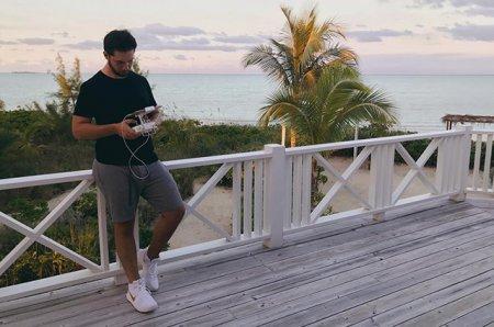 Медовый месяц Серены Уильямс и Алексиса Оганяна на Багамах