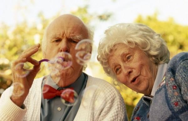 Обеспечение престарелых комфортными условиями проживания