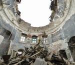 В Вологде во время ремонта обрушился новый купол церкви в Покровской слободе