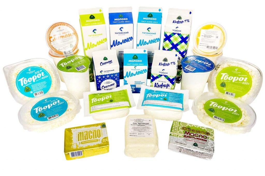 Вологодские молочные продукты получили признание на международном уровне