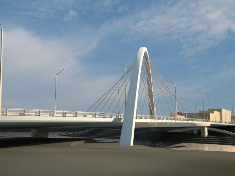 В Вологде вместо строительства Некрасовского моста предлагают расширить Октябрьский