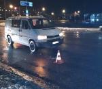 В Соколе водитель «Фольсквагена» сбил пешехода, выбежавшего на мост