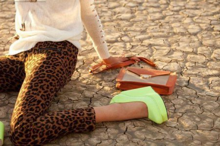 Модные леггинсы и лосины