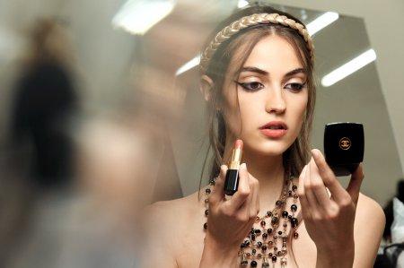Модные тенденции в макияже – 2018