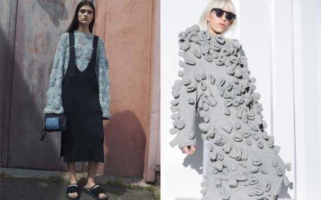 Вязаная мода 2018